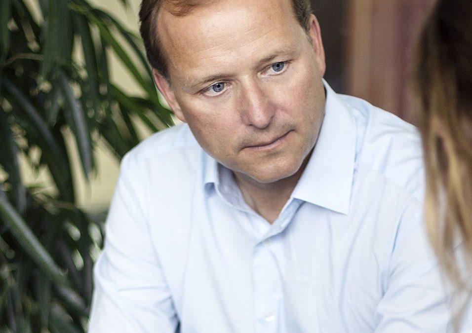 """Stephan Gawarecki: """"Holakratie hilft uns zu wachsen"""""""